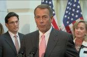 GOP civil war rages on