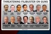 Republicans continue filibuster threat...
