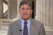 Sen. Joe Manchin fires back at the NRA