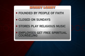 Is Hobby Lobby a religious person?