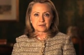 Hillary Clinton backs same-sex marriage