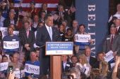 Romney poaches message of fairness from...