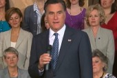 Is Romney just a tool for right wingers?