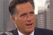 Romney's position on health care still...