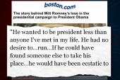 Mitt Romney was just not that into being...