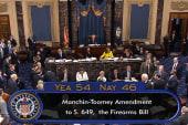 Background checks bill fails in Senate
