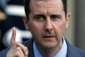 President Obama weighs options on Syria...