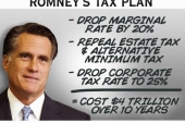 Romney remains vague on tax plan