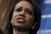 Condoleezza Rice for vice president?