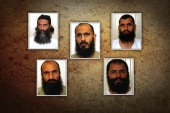 Gitmo detainees exchanged for sgt.'s release