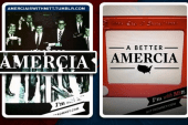 Stand with Mitt and 'Amercia'