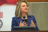 Clinton's lasting popularity could lead to...