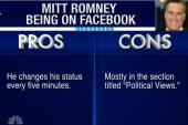 Jimmy Fallon analyzes Romney's Facebook