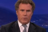 Will Ferrell recalls Dubya encounter