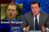 Colbert: Grover Norquist is the 'two most...