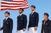 Team USA, not so patriotic?