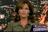Palin encourages attacks on Obama about...