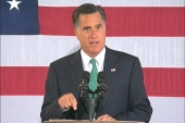 Obama, Romney preview general election...