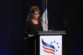 Federal Debt akin to 'slavery,' says Palin