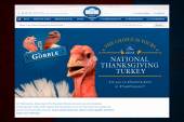 Voters choose which turkey to pardon