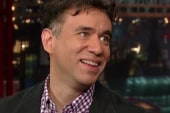 Fred Armisen talks about his Obama...