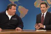Gov. Christie brings Jersey attitude to SNL