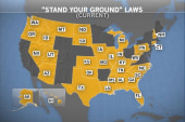 'Stand Your Ground' law under fire