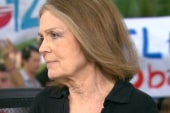 Steinem: Romney 'is the most destructive...