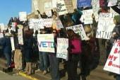 North Dakota signs strict abortion law
