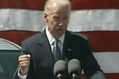 Biden takes Romney campaign to the mattresses