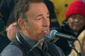 Springsteen: I support Obama because he...