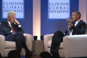 Obama and Bill Clinton team up on health care