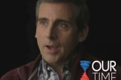 Steve Carell to fans: 'You should want to...