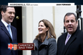 Chris Christie's 'Euro-trip' goes bad