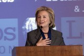 Big numbers for Clinton in 2016 poll