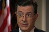 Colbert takes a cue from Michele Bachmann