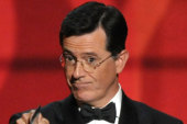 Colbert to drop character for Late Show