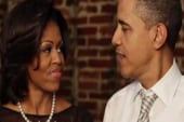 Michelle Obama talks 'Dinner with Barack'