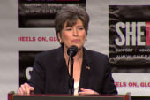What makes Ernst a good candidate?