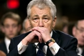 Out of context? Behind Hagel's 'Jewish...