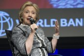 Hillary book tour fuels 2016 talk