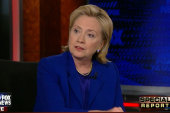 Clinton takes Benghazi questions from Fox