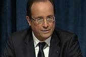 Hollande: 'I should endorse Mitt Romney,...