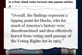 The significance of the African-American...