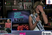 Miss USA contestants blank on VP name