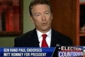 Romney receives a Paul endorsement