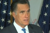 Romney avoids topic of immigration