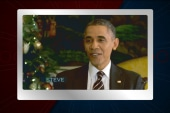 Obama on family life in the White House