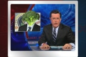 Colbert says no to 'Bara-ccoli Obama'
