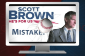Sen. Scott Brown on the wrong side of sports